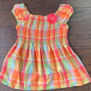 Girls Size 9 smock top from Gymboree